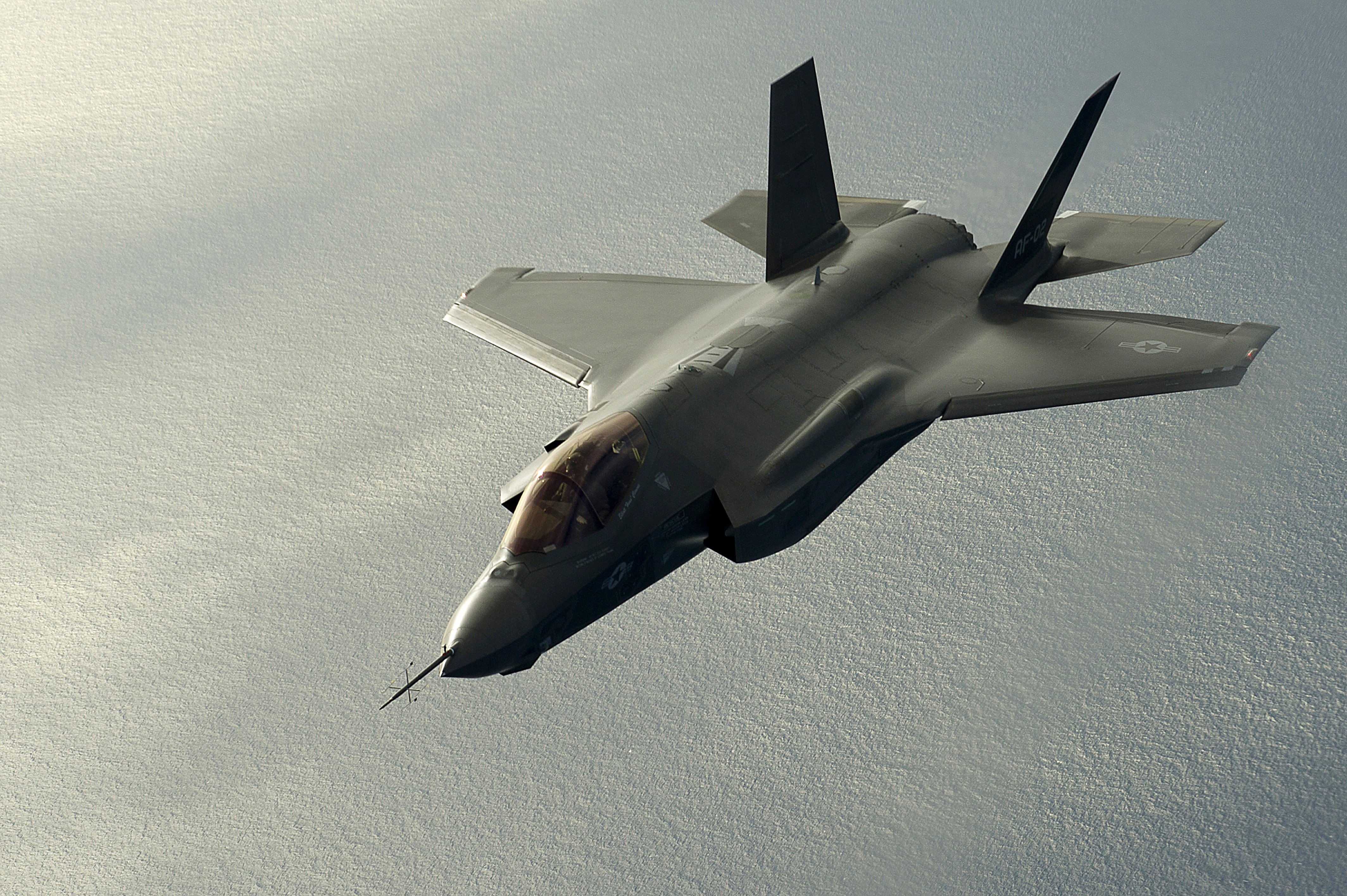 UK's delayed decision on F-35 purchase may be too little