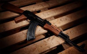 Kalashnikov AK 47