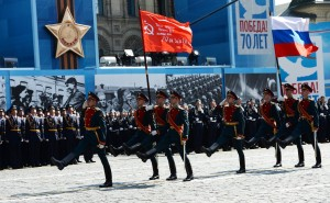 Victory Parada Red Square 2015