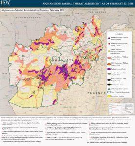 Institute Study of War, Harleen Gambhir, February 2016