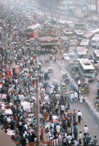 Streets of Dhaka, Bangladesh