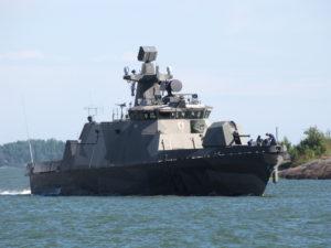 Pori, Hamina-class missile boat