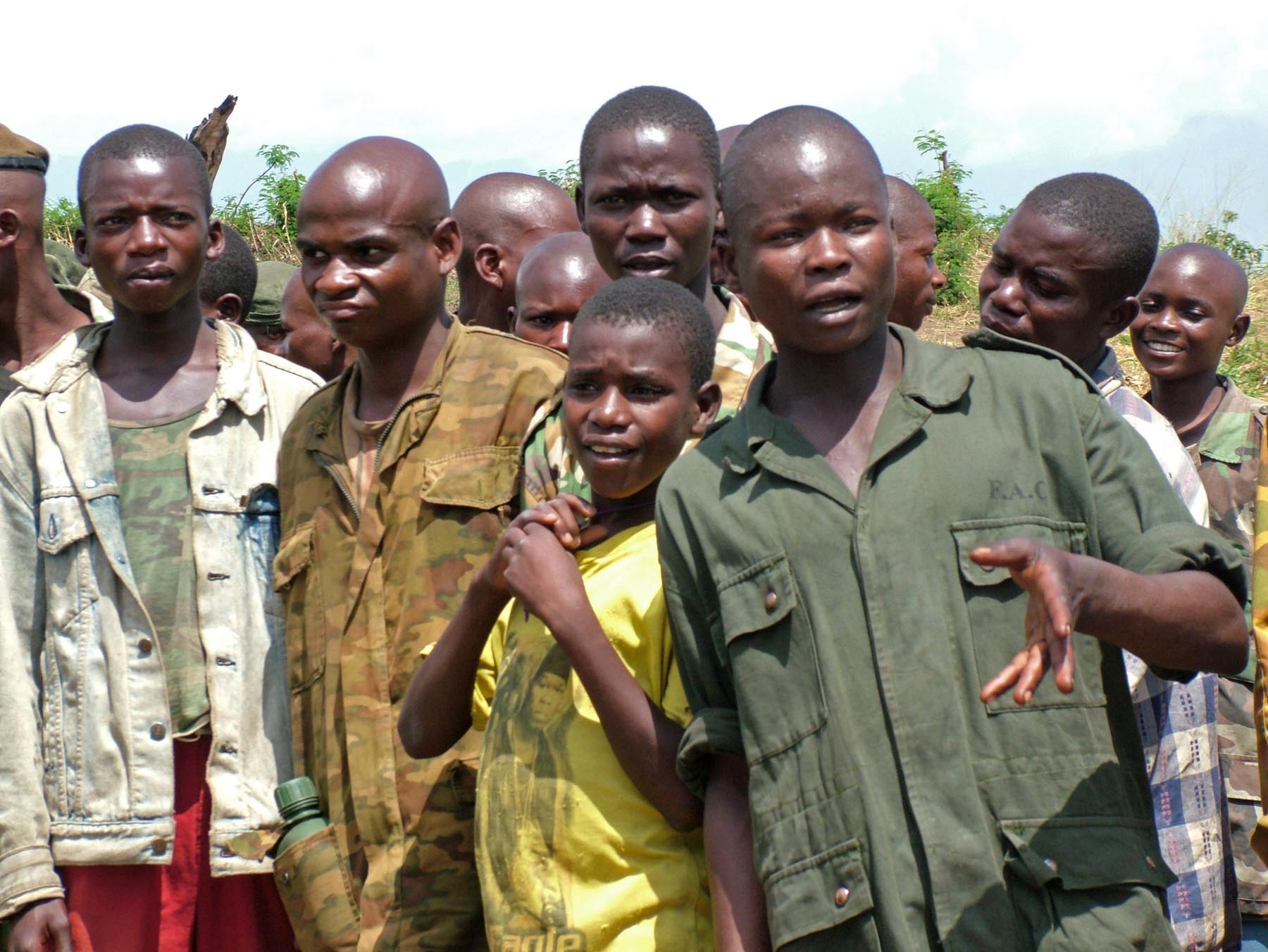 discussion of former child soldiers with Compared to other adults interviewed for our study, caregivers of former child soldiers were more likely to cite stigma as a significant obstacle facing returning children moreover, young people frequently mentioned stigma as a problem upon their return.