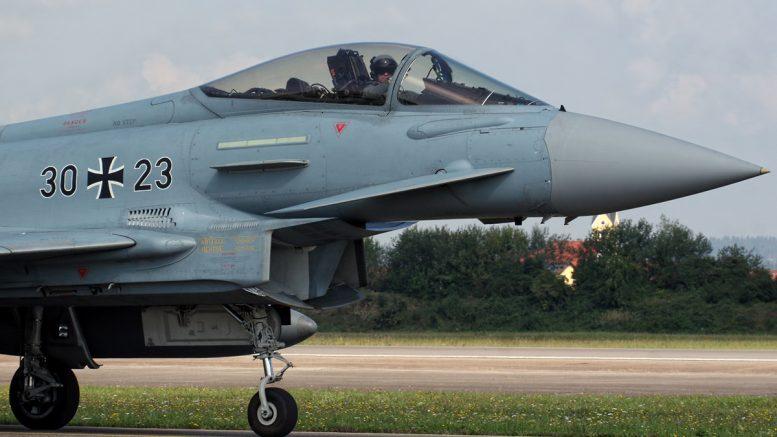 Wires Brief: German air force critically weak